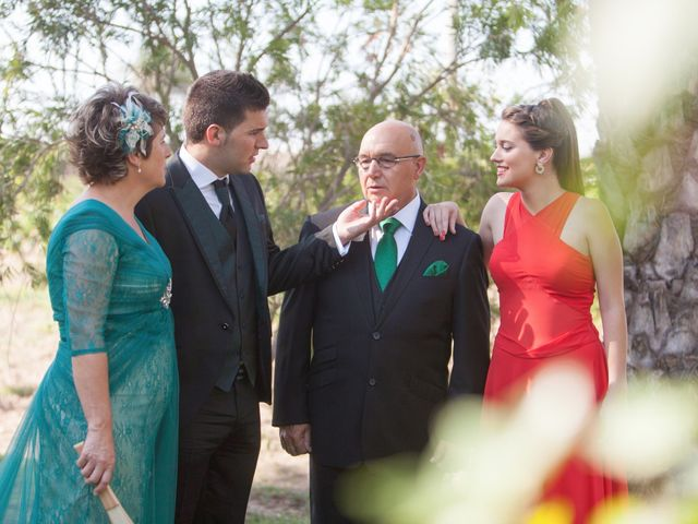 La boda de Néstor y Silvia en Elx/elche, Alicante 105