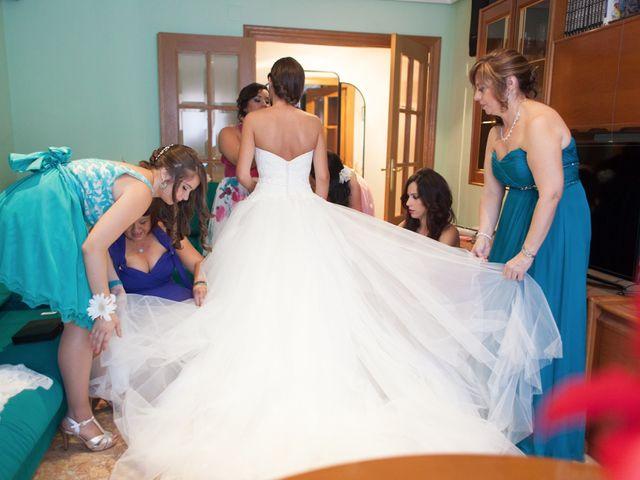 La boda de Néstor y Silvia en Elx/elche, Alicante 117