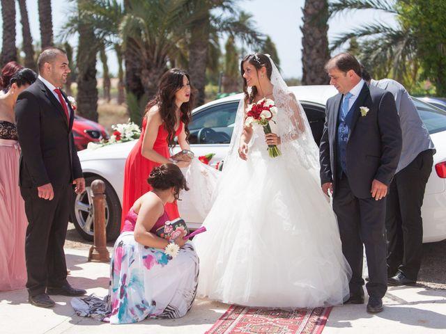 La boda de Néstor y Silvia en Elx/elche, Alicante 128