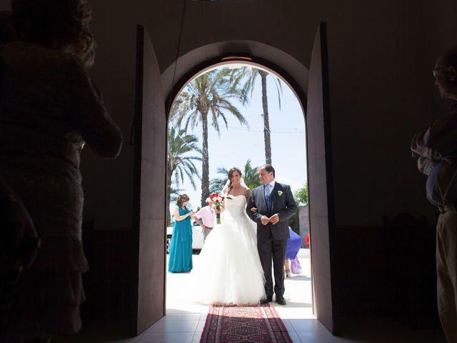 La boda de Néstor y Silvia en Elx/elche, Alicante 129
