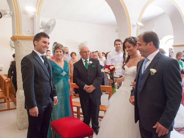 La boda de Néstor y Silvia en Elx/elche, Alicante 130