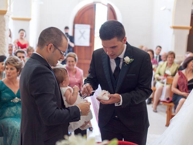 La boda de Néstor y Silvia en Elx/elche, Alicante 131