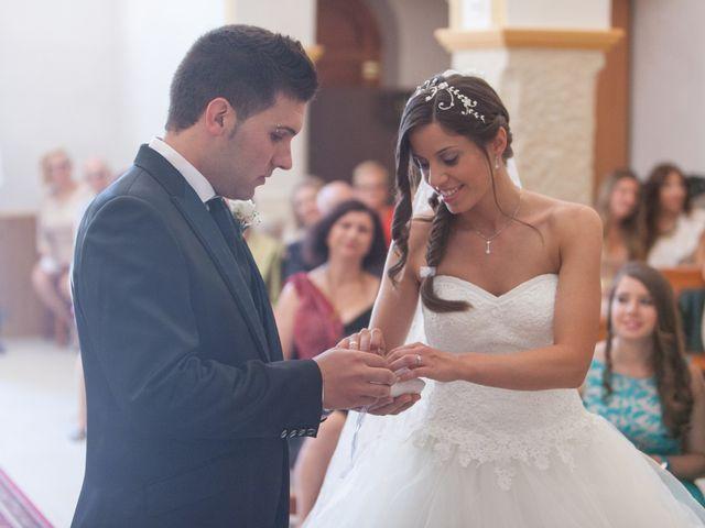 La boda de Néstor y Silvia en Elx/elche, Alicante 132