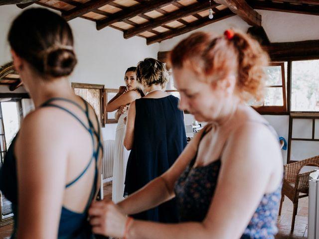 La boda de Gerard y Esther en Pujarnol, Girona 12