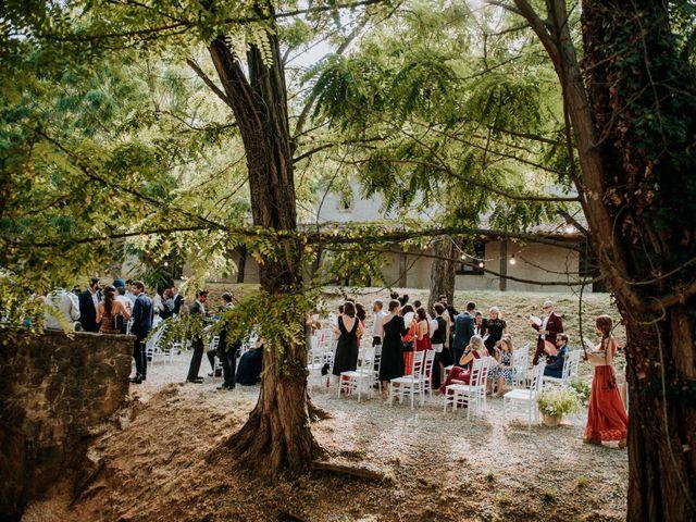 La boda de Gerard y Esther en Pujarnol, Girona 32