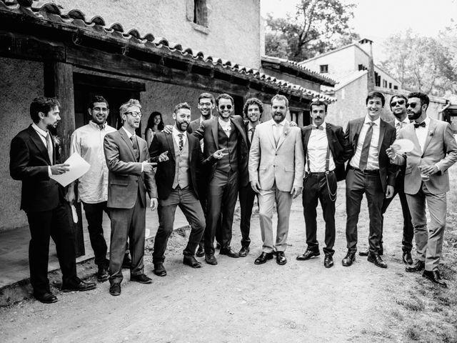 La boda de Gerard y Esther en Pujarnol, Girona 36