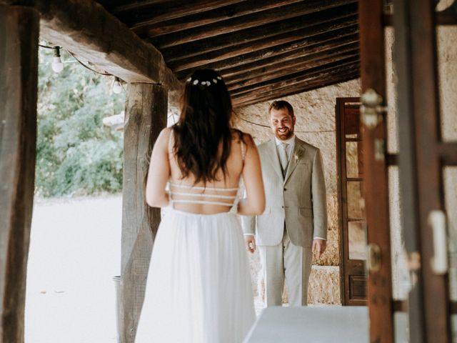 La boda de Gerard y Esther en Pujarnol, Girona 44
