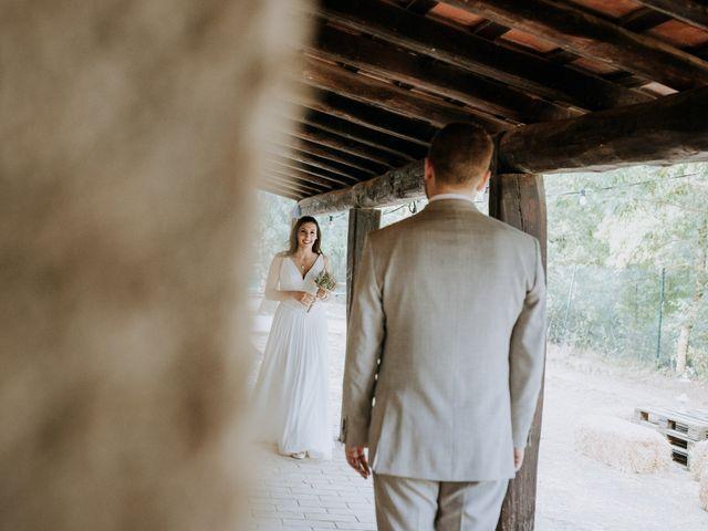La boda de Gerard y Esther en Pujarnol, Girona 45