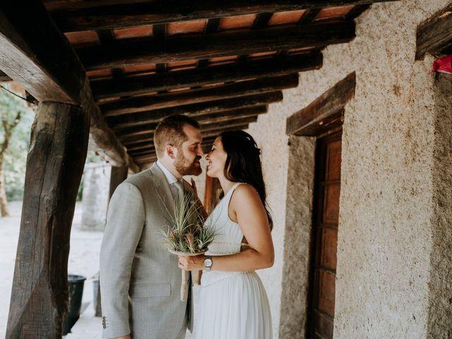 La boda de Gerard y Esther en Pujarnol, Girona 46