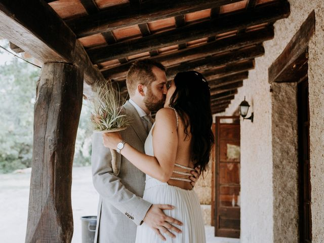 La boda de Gerard y Esther en Pujarnol, Girona 47