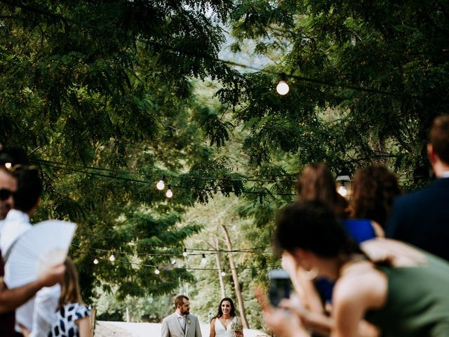 La boda de Gerard y Esther en Pujarnol, Girona 48