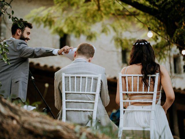 La boda de Gerard y Esther en Pujarnol, Girona 53