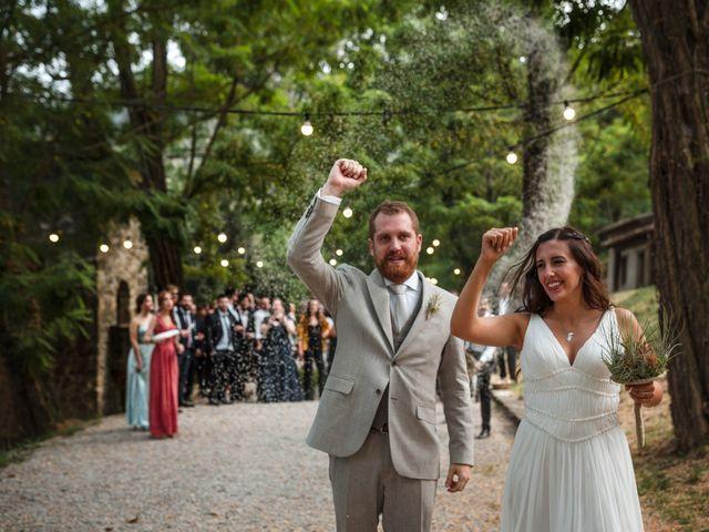 La boda de Gerard y Esther en Pujarnol, Girona 1