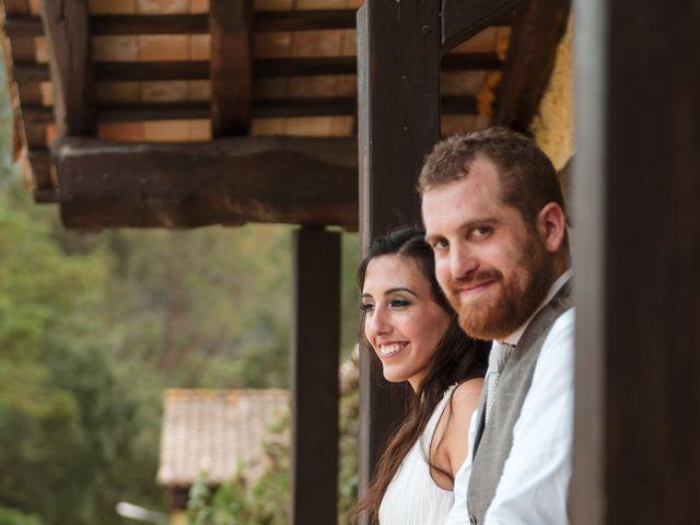 La boda de Gerard y Esther en Pujarnol, Girona 77