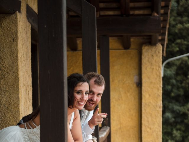 La boda de Gerard y Esther en Pujarnol, Girona 78