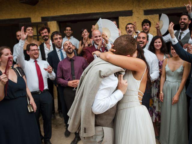 La boda de Gerard y Esther en Pujarnol, Girona 81