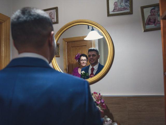 La boda de Manuel y Monica en Alhaurin El Grande, Málaga 4