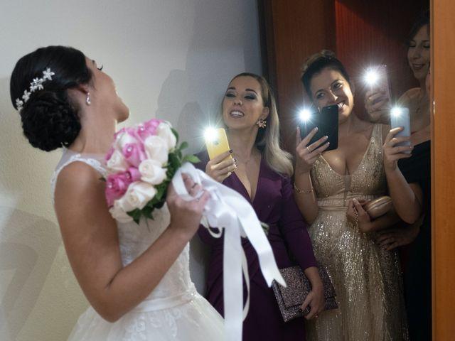 La boda de Manuel y Monica en Alhaurin El Grande, Málaga 10