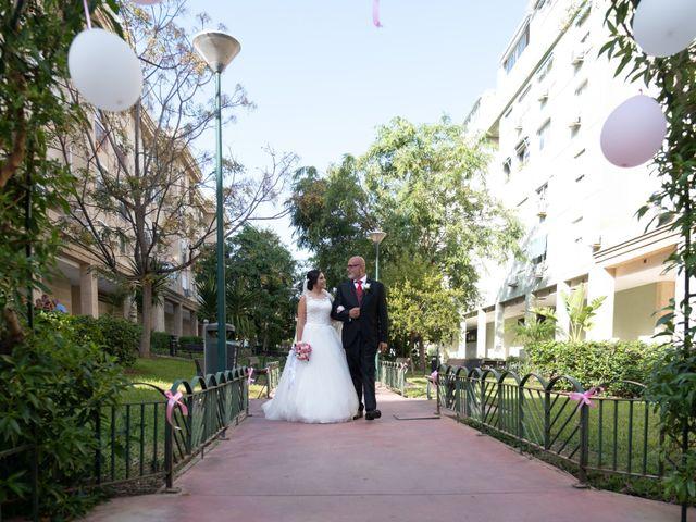 La boda de Manuel y Monica en Alhaurin El Grande, Málaga 13