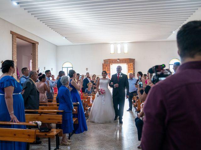 La boda de Manuel y Monica en Alhaurin El Grande, Málaga 16