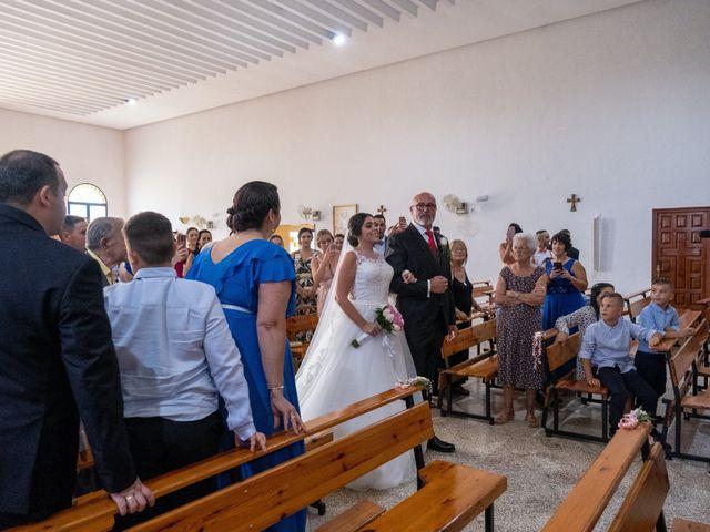 La boda de Manuel y Monica en Alhaurin El Grande, Málaga 17