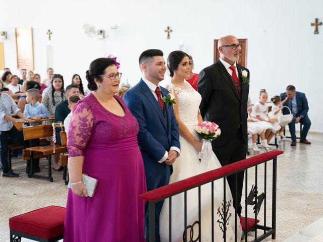 La boda de Manuel y Monica en Alhaurin El Grande, Málaga 18