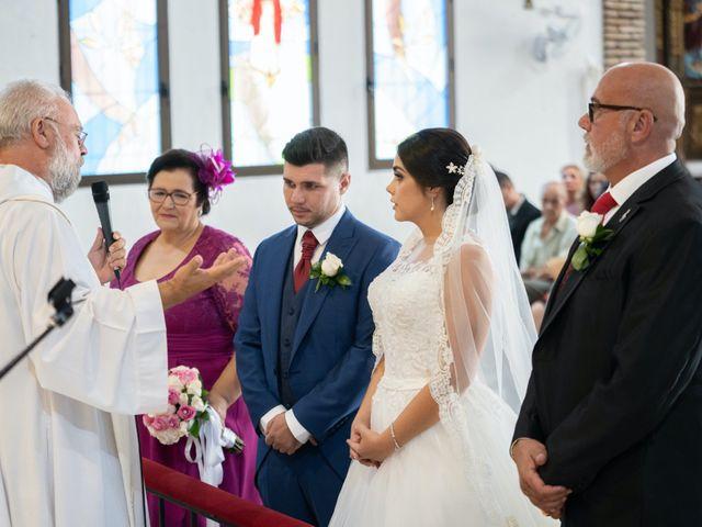 La boda de Manuel y Monica en Alhaurin El Grande, Málaga 19