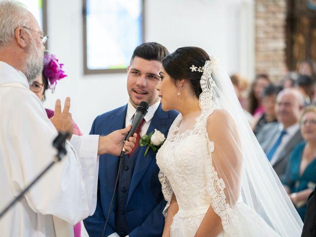 La boda de Manuel y Monica en Alhaurin El Grande, Málaga 20