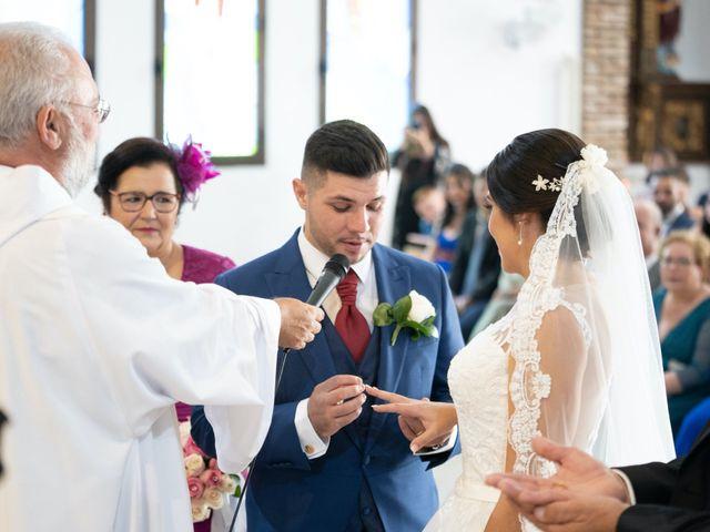 La boda de Manuel y Monica en Alhaurin El Grande, Málaga 21