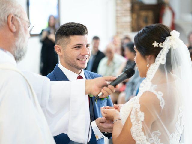 La boda de Manuel y Monica en Alhaurin El Grande, Málaga 22