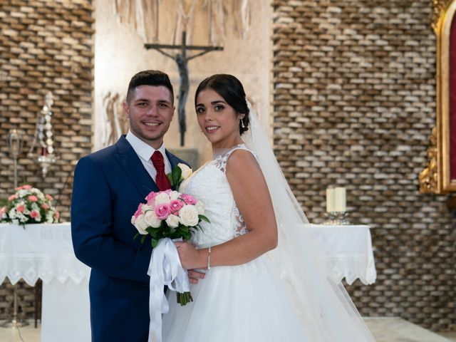 La boda de Manuel y Monica en Alhaurin El Grande, Málaga 24