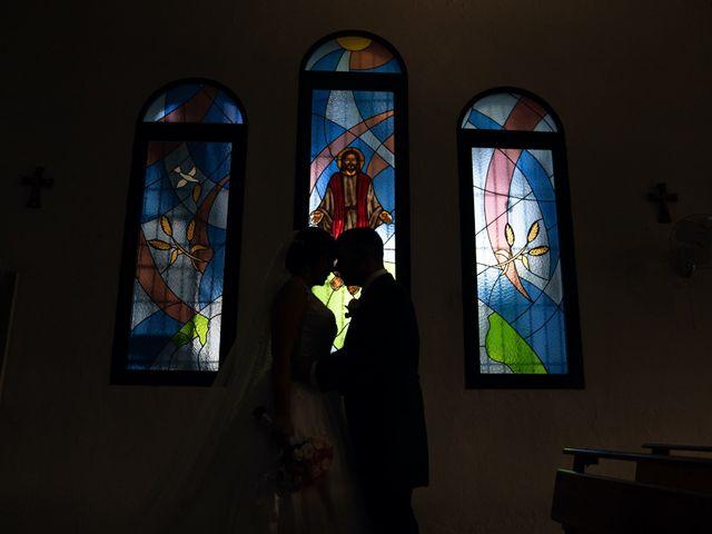 La boda de Manuel y Monica en Alhaurin El Grande, Málaga 25