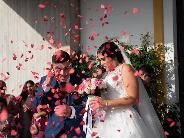 La boda de Manuel y Monica en Alhaurin El Grande, Málaga 27