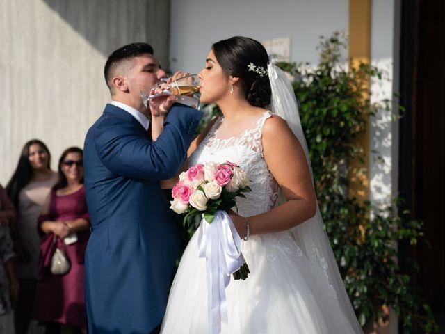 La boda de Manuel y Monica en Alhaurin El Grande, Málaga 28