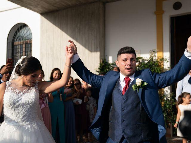 La boda de Manuel y Monica en Alhaurin El Grande, Málaga 29