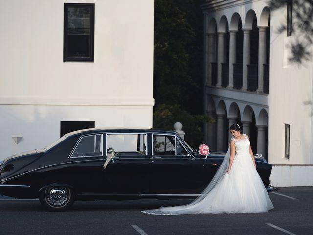 La boda de Manuel y Monica en Alhaurin El Grande, Málaga 30
