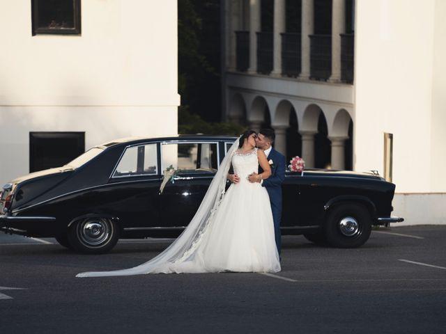 La boda de Manuel y Monica en Alhaurin El Grande, Málaga 31