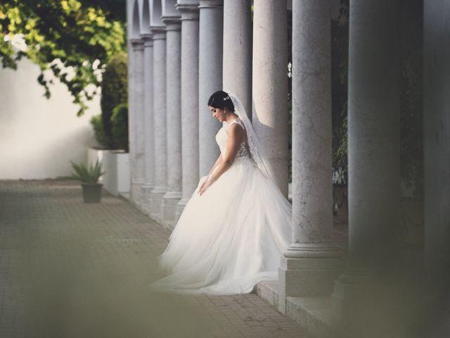 La boda de Manuel y Monica en Alhaurin El Grande, Málaga 32
