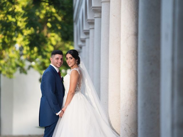 La boda de Manuel y Monica en Alhaurin El Grande, Málaga 33