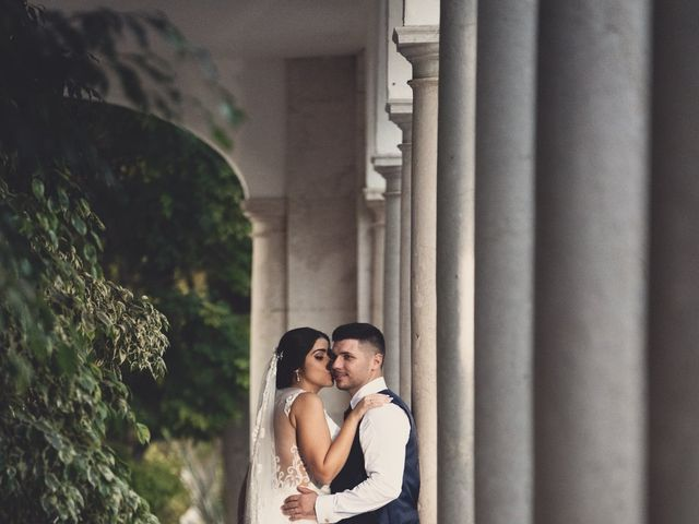 La boda de Manuel y Monica en Alhaurin El Grande, Málaga 34