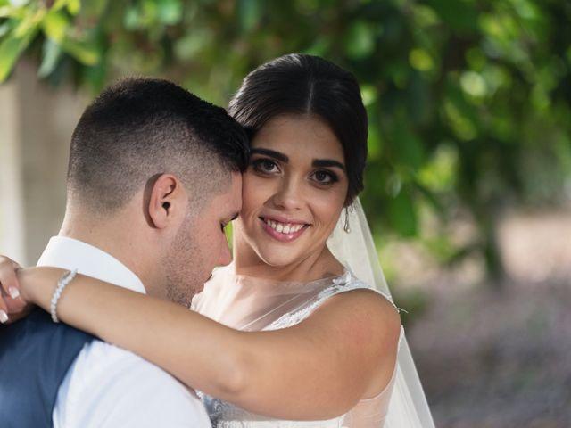 La boda de Manuel y Monica en Alhaurin El Grande, Málaga 36