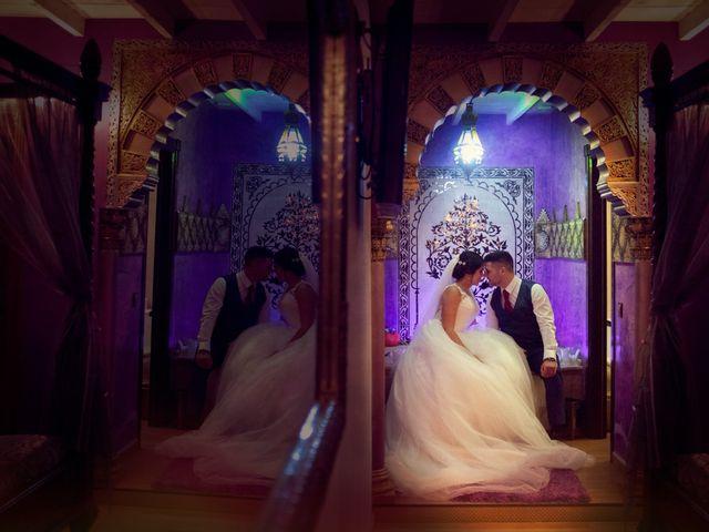 La boda de Manuel y Monica en Alhaurin El Grande, Málaga 38