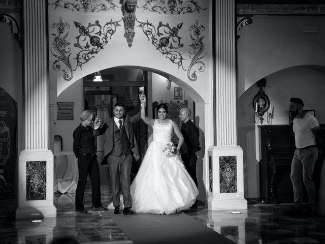 La boda de Manuel y Monica en Alhaurin El Grande, Málaga 41