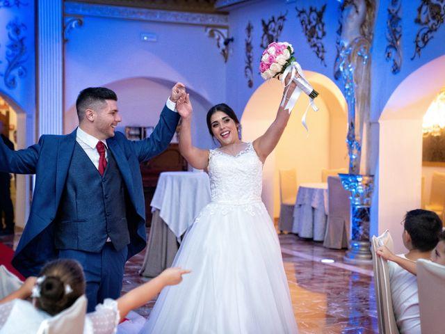 La boda de Manuel y Monica en Alhaurin El Grande, Málaga 42