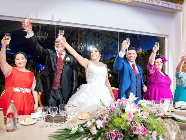 La boda de Manuel y Monica en Alhaurin El Grande, Málaga 43