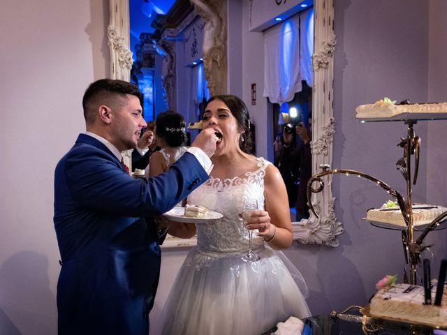 La boda de Manuel y Monica en Alhaurin El Grande, Málaga 45