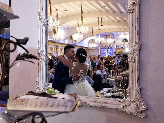 La boda de Manuel y Monica en Alhaurin El Grande, Málaga 46
