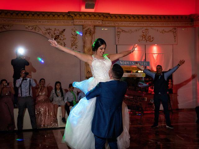 La boda de Manuel y Monica en Alhaurin El Grande, Málaga 47
