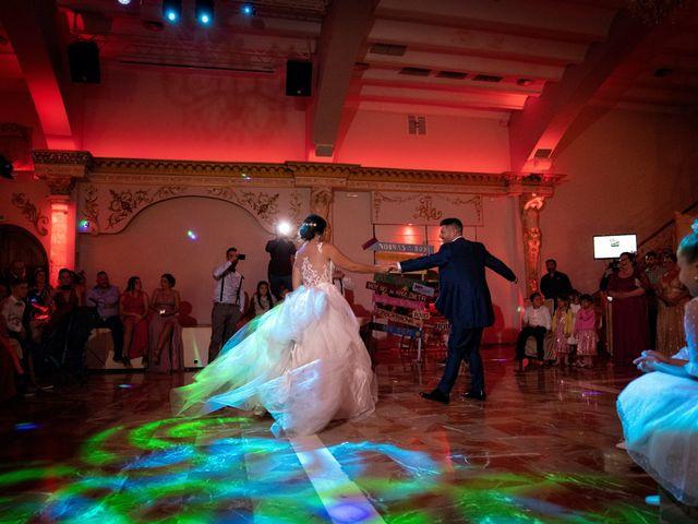 La boda de Manuel y Monica en Alhaurin El Grande, Málaga 48