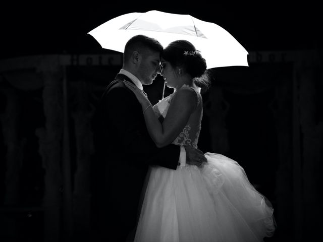 La boda de Manuel y Monica en Alhaurin El Grande, Málaga 49